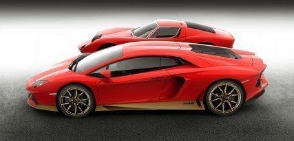 Lamborghini Miura, vuelve el clásico entre los clásicos
