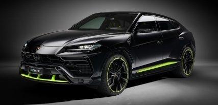 Lamborghini Urus Graphite Capsule: nueva versión del Super SUV
