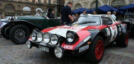 Lancia Stratos, el fantástico sueño de Bertone