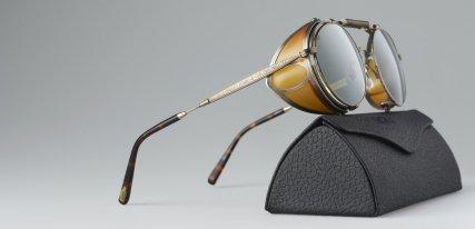 El retorno de unas gafas de sol míticas, las Matsuda 2809