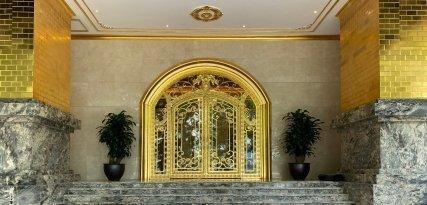 Dolce Hanoi Golden Lake, el primer hotel de oro del mundo