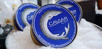 Caviar Russe: una marca, una 'boutique' y un restaurante de caviar