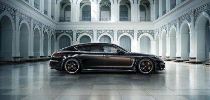 Porsche Panamera Exclusive Series, la exclusividad hecha coche