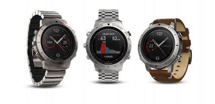 Garmin Fenix Chronos, un smartwatch de lujo para deportistas
