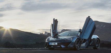 McLaren 570GT, el supercoche de los más sibaritas