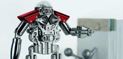 Melchior, un robot de MB&F para la subasta Only Watch 2015