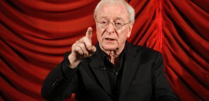 Michael Caine, un orgulloso 'cockney'