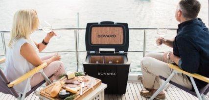 Sovaro, la nevera portátil del perfecto sibarita