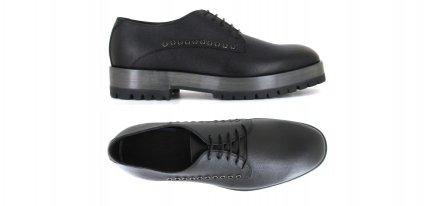 Colección Otoño-Invierno de zapatos italianos para hombre Alberto Guardiani