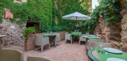 El jardín vertical, el encanto de un hotel con historia