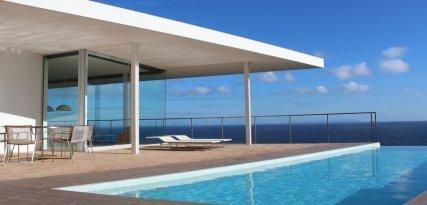 Villa Mathesis, una joya arquitectónica en Zahara de los Atunes