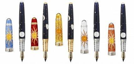 David Oscarson Celestial, una colección de plumas venida del cielo