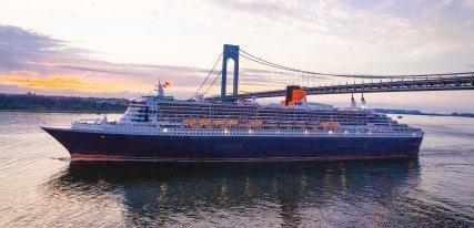 Queen Mary 2, el crucero trasatlántico más prestigioso del siglo XXI