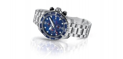 Certina DS Action Diver, elegancia submarina de muñeca