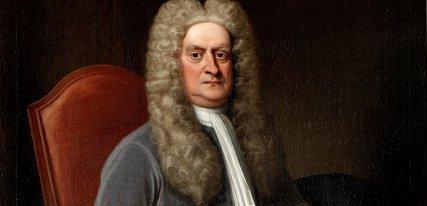 Isaac Newton, el físico entre los físicos