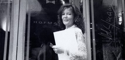 Mey Hofmann, la maestra de la gastronomía
