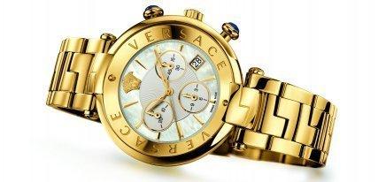 Relojes Versace Rêvive, la evolución de un icono