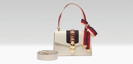 Tian y Sylvie, las nuevas joyas en forma de bolso de Gucci