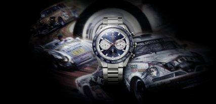 Carrera Sport Chronograph Special Edition, celebración del 160 aniversario de TAG Heuer