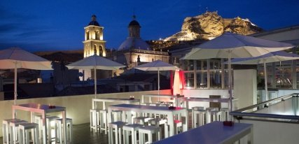 Hotel Hospes Amérigo Alicante, la tradición se une con la vanguardia