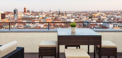 Hotel Vincci Capitol Madrid, una estancia de película