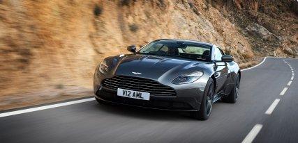 Aston Martin DB11, la vuelta a la realidad de los británicos