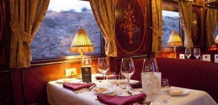 Al Andalus, el histórico tren de lujo
