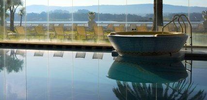 5 balnearios de lujo en España