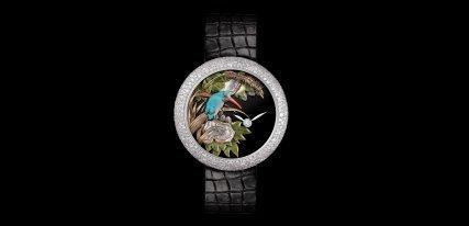 Colección de relojes Chanel Mademoiselle Privé Coromandel, pura artesanía