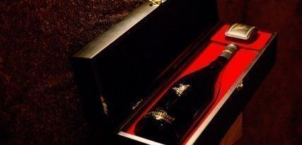 AurumRed Gold, uno de los vinos más caros del mundo