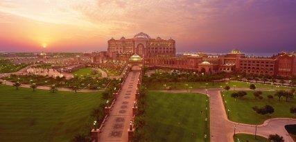 Emirates Palace, Abu Dhabi, el hotel más caro del mundo