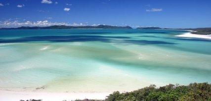 La playa de Whitehaven, el paraíso está en Australia