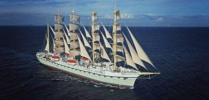 Golden Horizon: todos los detalles del exclusivo crucero a vela