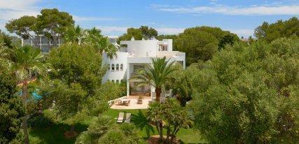 Hotel Meliá Cala d'Or, el placer de un jardín secreto