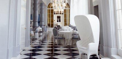 Restaurante La Terraza del Casino, un derroche técnico con sello Roncero