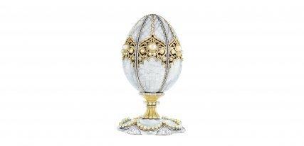 Huevos Perla de Fabergé, tradición imperial cien años más tarde