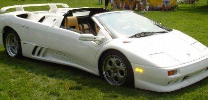Lamborghini Diablo, el deportivo más deseado de los 90