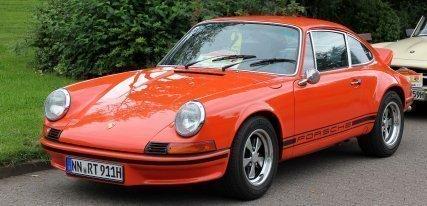 Porsche 911 Carrera RS '73, el clásico que marcó una época