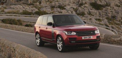 Range Rover Autobiography, la renovación del mito
