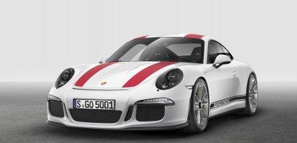 Porsche 911 R, un sueño de tiempos pasados