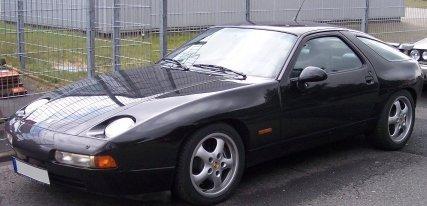 Porsche 928, el hermano elegante del 911