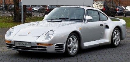 Porsche 959, el superdeportivo de los años 80