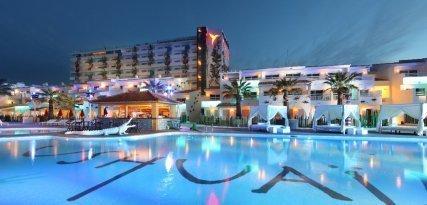 Ushuaia Ibiza Beach Hotel, club, hotel y experiencia VIP