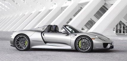 Porsche 918 Spyder, el futuro según Porsche