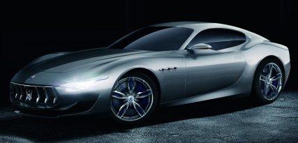 Maserati Alfieri, el deportivo más esperado