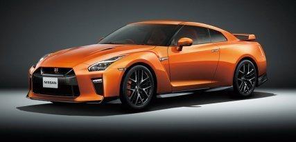 Nissan GT-R, el gran deportivo japonés