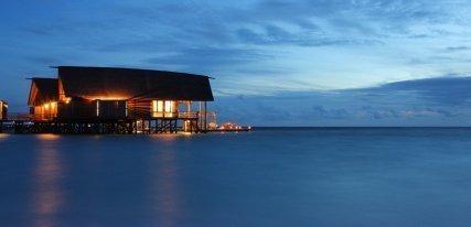 Cocoa Island Resort, el paraíso de las Maldivas