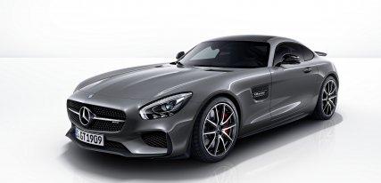 Mercedes-AMG GT S, elegancia y deportividad