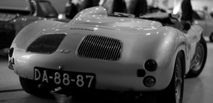 Porsche 550 RS Spyder, 90 elegidos para la gloria