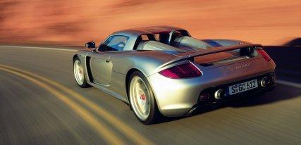 Porsche Carrera GT, toda la velocidad del mundo